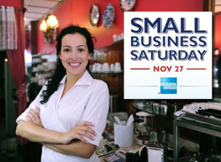 Small Business Saturday 250